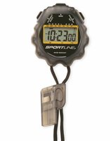 Sportline 228 Giant Sports Timer & Whistle