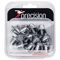 Alloy 21mm Rugby Union Studs by Precision Training