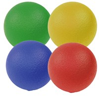 Tuff Skin Sponge Balls - 160mm (Single Ball - Small)