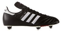 World Cup SG Football Boots - Adult - Black/White by adidas