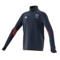 adidas County Armagh GAA Tiro 17 Training Top - Youth - Navy/Orange/White