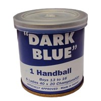 Challenger Dark Blue Handballs (Tin of 1)