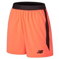 New Balance Liverpool FC 2017/18 Third Shorts - Youth - Bold Citrus