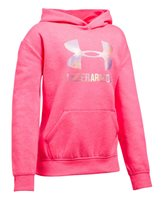 Under Armour Threadborne Fleece Hoodie - Girls - Pink