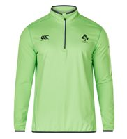 Canterbury Ireland Rugby 2017/18 Vapodri Poly 1st Layer - Adult - Jasmine Green