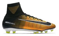 Nike Mercurial Superfly V DF FG Football Boots - Adult - Laser Orange/Black