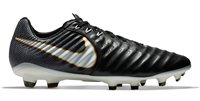 Nike Tiempo Legacy III FG Football Boots - Adult - Black/White