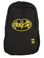 Puma Justice League Hero Schoolbag/Backpack - Black