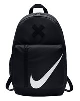 Nike Elemental Schoolbag/Backpack - Black/White