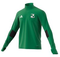adidas Club St James GAA Tiro 17 Training Top - Adult - Green/Black/White