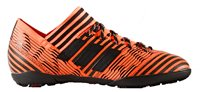 adidas Nemeziz Tango 17.3 Turf Football Boots - Youth - Orange/Black