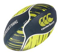 Canterbury Thrillseeker Rugby Ball - Size 4 - Total Eclipse