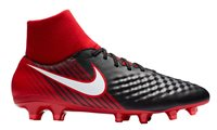 Nike Magista Onda II DF FG Football Boots - Adult - Black/Red