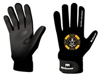Mc Keever Naomh Mearnog CLG Club Gloves - Youth - Black
