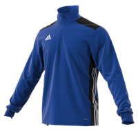 adidas Regista 18 1/4 Zip Training Top - Adult - Bold Blue/Black