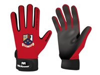 Mc Keever Whitehall Colmcille GAA Gloves - Adult - Red/Black