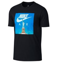 Nike Sportswear Air Tee - Mens - Black