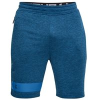 Under Armour Tech Terry Shorts - Mens - Blue