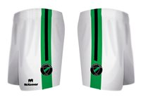 Mc Keever Parnells GAA Shorts - Adult - White