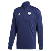 adidas County Waterford GAA Condivo 18 Training Top - Youth - Dark Blue/White