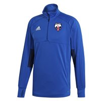 adidas County New York GAA Condivo 18 Training Top - Adult - Bold Blue/White