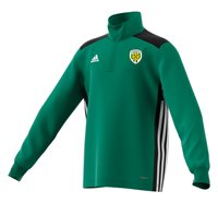 adidas County Limerick GAA Regista 18 Training Top - Youth - Green/Black