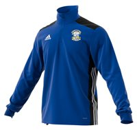 adidas Club Easkey GAA Regista 18 Training Top - Adult - Bold Blue/Black