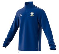 adidas Club Easkey GAA Core 18 Training Top - Adult - Bold Blue/White