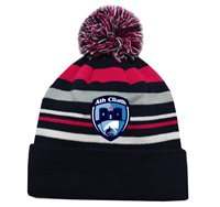 Mc Keever Dublin GAA Supporters Beanie Hat - Pink/Grey/Navy