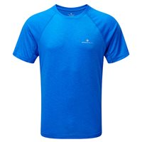 Ronhill Momentum Short Sleeve Tee - Mens - Electric Blue