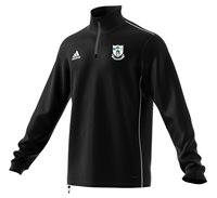adidas Club Na Fianna CLG Core 18 Training Top - Adult - Black/White