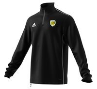 adidas County Limerick GAA Core 18 Training Top - Adult - Black/White