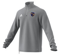 adidas County Longford GAA Core 18 Training Top - Adult - Stone/White