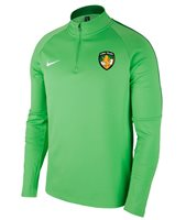 Nike County Offaly GAA Academy 18 Drill Top - Youth - LT Green/Pine Green