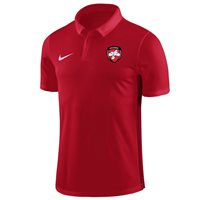 Nike County Derry GAA Academy 18 Polo - Adult - Red