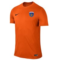 Nike County Armagh GAA Park VI Jersey - Adult - Orange/Black