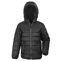 Result Core Padded Jacket - Youth - Black