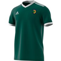 adidas County Kerry GAA Tabela 18 Jersey - Adult - Collegiate Green/White