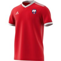 adidas County New York GAA Tabela 18 Jersey - Adult - Red/White