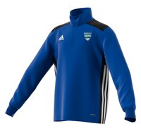 adidas Club Glenmuir FC Regista 18 Training Top - Youth - Bold Blue/Black