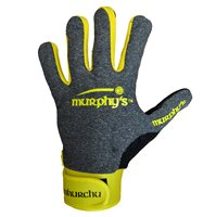 Murphy's Gaelic Gloves - Youth - Grey/Yellow Glove