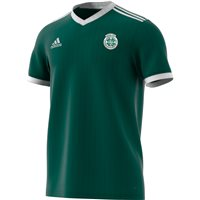 adidas Club Lurgan No.1 Celtic Supporters Tabela 18 Jersey - Adult - Collegiate Green/White