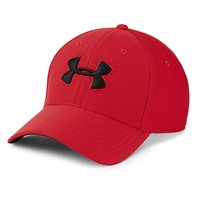Under Armour Blitzing 3.0 Cap - Mens - Red