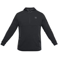 Under Armour Threadborne Hoodie - Mens - Black