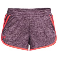 Under Armour Tech Short 2.0 Twist Shorts - Womens - Purple