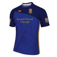 Mc Keever Sacred Heart School PE Jersey - Mens - Blue