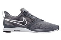 Nike Zoom Strike Running Shoes - Mens - Dark Grey/Stealth/Black/White