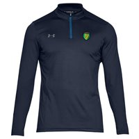 Under Armour County Leinster GAA Challenger II Midlayer - Adult - Midnight Navy/Blue