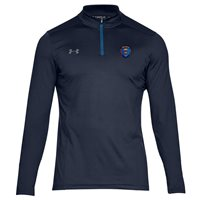 Under Armour County Munster GAA Challenger II Midlayer - Adult - Midnight Navy/Blue