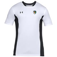 Under Armour County London GAA Challenger II Tee - Adult - White/Black
